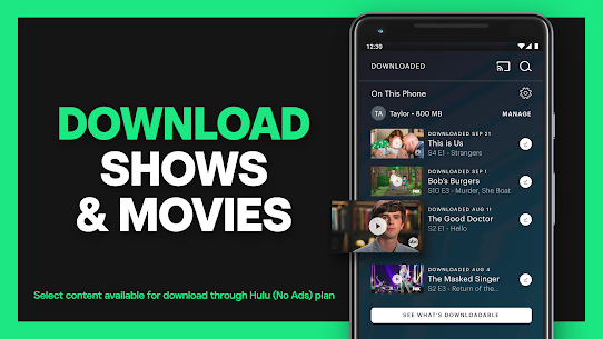Hulu: Stream TV shows & watch the latest movies 3