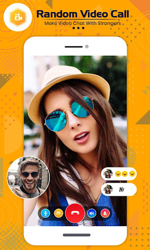 LiVe ViDeO CaLL : Random Video Chat with Strangers 1.2 screenshots 3