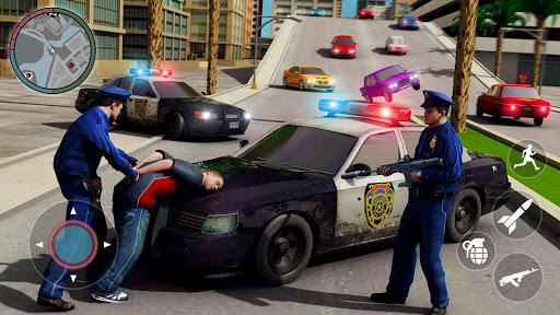 Foto do Grande Cidade Rua Máfia Gangster