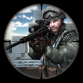 Sniper City Assassin Soldier