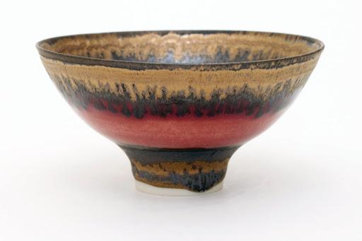Peter Wills Porcelain Bowl 054
