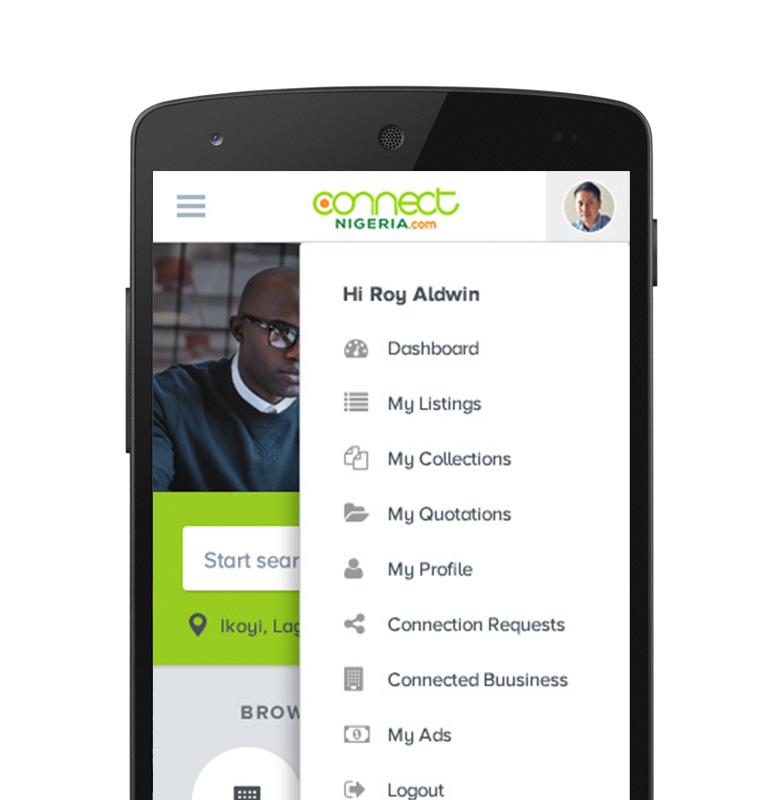 Connect Nigeria- screenshot