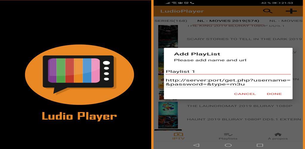 Ludio Player For Iptv 1 0 5 Apk Download Com Mr Ludiop Apk Free