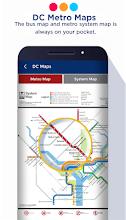 DC Transit: DC Metro & Bus screenshot thumbnail