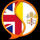 English Latin Dictionary Free icon