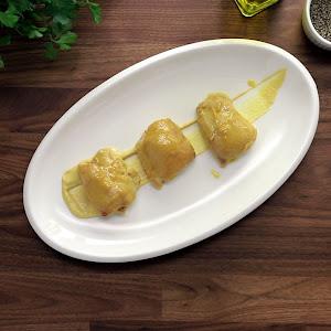 Dijon-Maple Baked Chicken Thighs