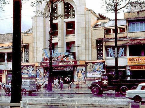 Rạp hát Nguyễn Văn Hảo theo dòng lịch sử Saigon