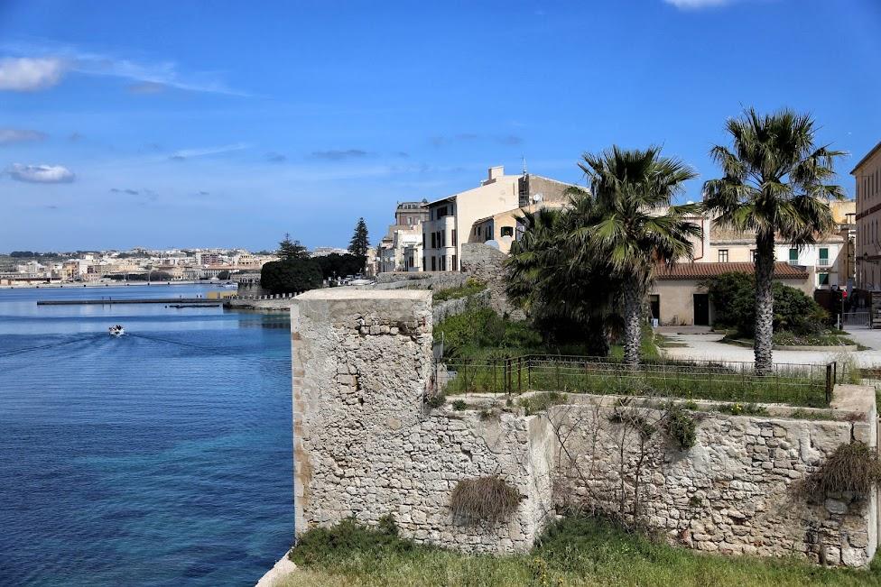 Syrakuzy, Ortygia