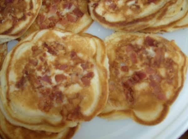 Maple-bacon Pancakes Recipe