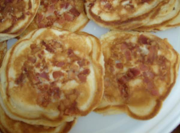 Maple-bacon Pancakes