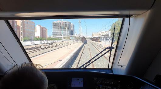 Los trenes comerciales vuelven a la capital, aunque sea para hacer pruebas