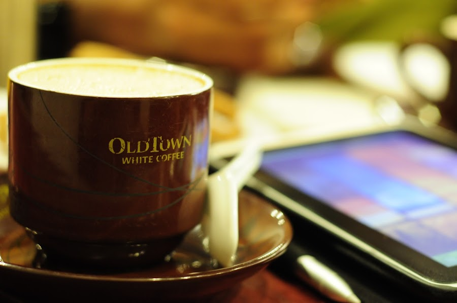 Coffee time by ALLMAY s Samin - Artistic Objects Business Objects ( old town coffee )