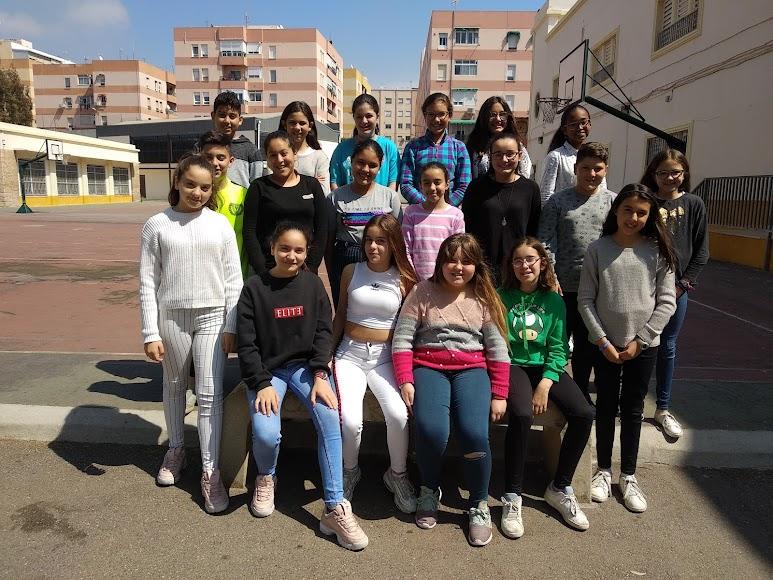 Almería. Indalo, 6ºB