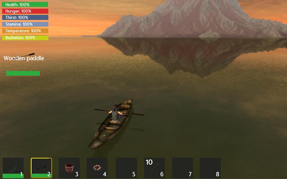 Thrive Island - Survival Throwback screenshot 5