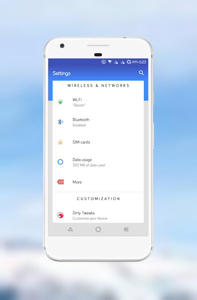 Prime Substratum Theme v2.3 [Patched]