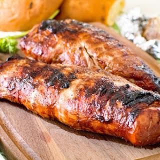 Asian Pork Loin Recipe