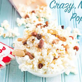 Crazy Nutty Popcorn
