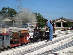Photo: Mark Hajek and Bill Laird    SWLS at HALS 2009-1107
