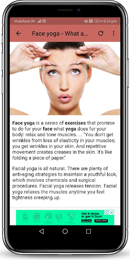 Download Face Yoga Facial Exercises Free For Android Face Yoga Facial Exercises Apk Download Steprimo Com