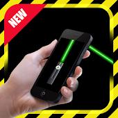 Laser Pointer Flashlight Prank