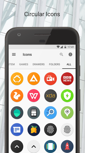 Circa – Icon Pack v1.1.5