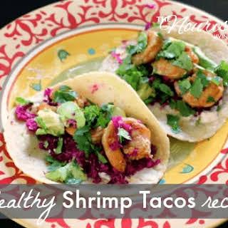 Healthy Shrimp Tacos Recipes.