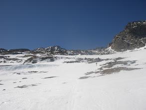 Photo: greva dalje..prvi obrisi ledenika so že na obzorju