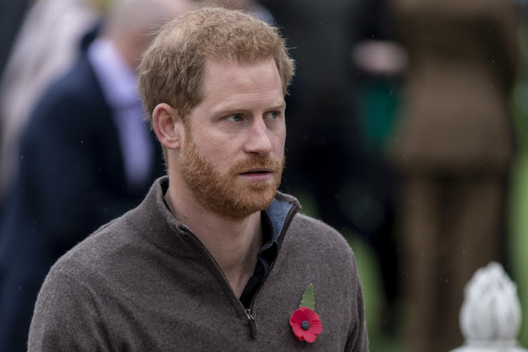 Prince Harry, Duke of Sussex. Picture GETTY IMAGES/MARK CUTHBERT