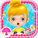 Little Kids Designer-girl game icon