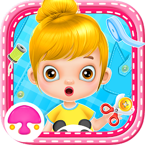 Little Kids Designer-girl game for PC and MAC