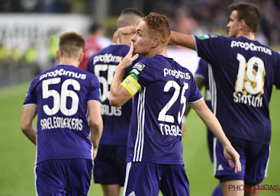 Anderlecht a refusé de grosses offres pour deux de ses joueurs