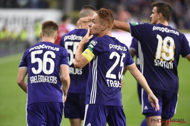Anderlecht weigerde aanbiedingen van meer dan 10 miljoen euro op twee sterkhouders