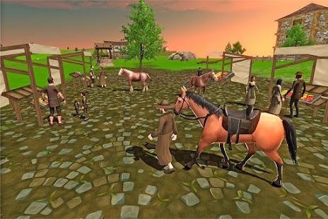 Shepherd Horse Simulator - náhled