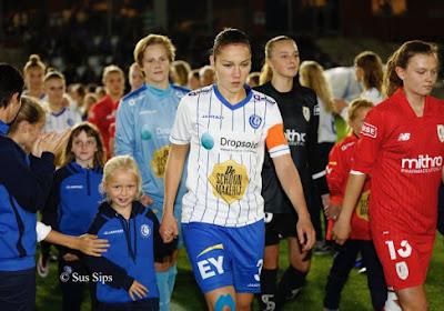 """KAA Gent Ladies kijken uit naar terugkeer van kapitein: """"Onze beste 'transfer' deze winter"""""""
