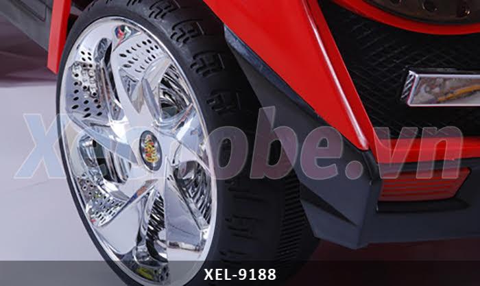 bánh xe hơi điện trẻ em XEL-9188