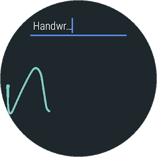 Google Handwriting Input- screenshot thumbnail