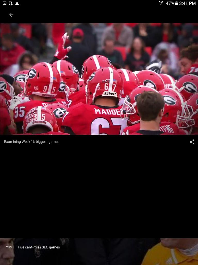ESPN screenshot #9