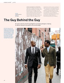 Dwell Magazine- screenshot thumbnail