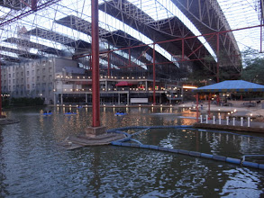 Photo: Union Station after day 1
