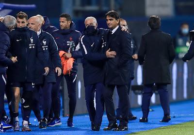 """Dalic fier malgré la défaite : """"On a jouécontre une équipe qui vaut 1 milliard d'euros"""""""