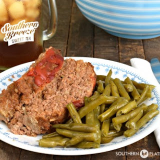 Susan's To Die For Low Carb Meatloaf.