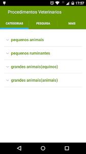 Procedimentos Veterinários screenshot 1