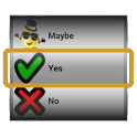Wheel Of Decision icon