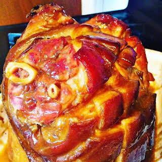 Aunt Beulah's Baked Ham.