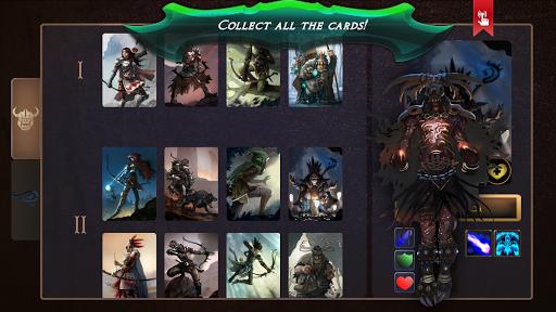 Azedeem: End of Era. Trading Card Game (TCG) 2.13 screenshots 8