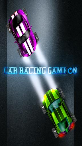 Car Racing game on