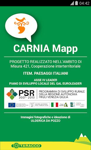 CarniaMapp