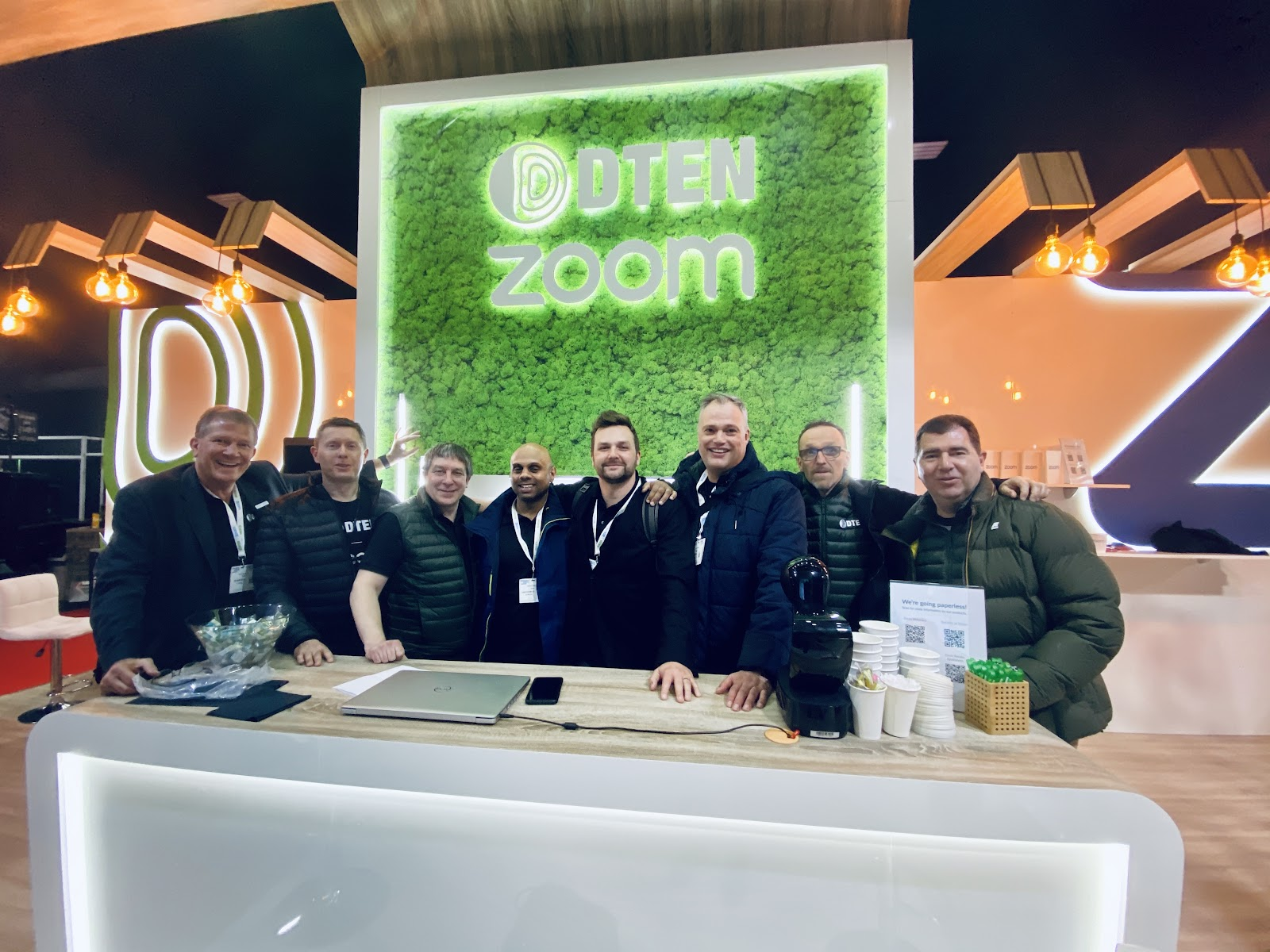 DTEN and Zoom co-develop solutions that improve the ways users connect with one another, wherever they are
