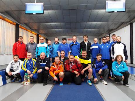 Mistrovství ČR mužů 2016