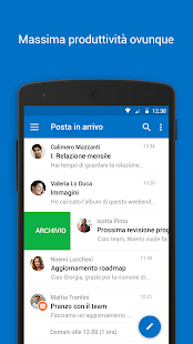 Microsoft Outlook- miniatura screenshot